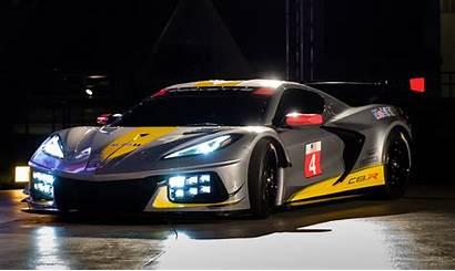 Corvette C8 Race Chevrolet Roar