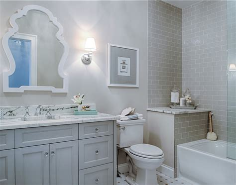 bathroom ideas in grey family home with neutral interiors home bunch