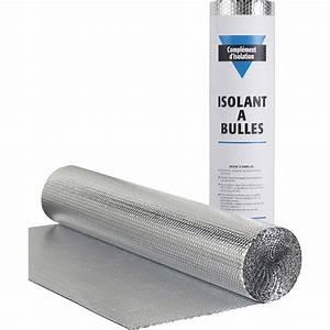 Isolant Thermique Mince Sous Carrelage : rouleau isolant mince bulle actis 10 x 1 5 m ep 3 5 ~ Edinachiropracticcenter.com Idées de Décoration