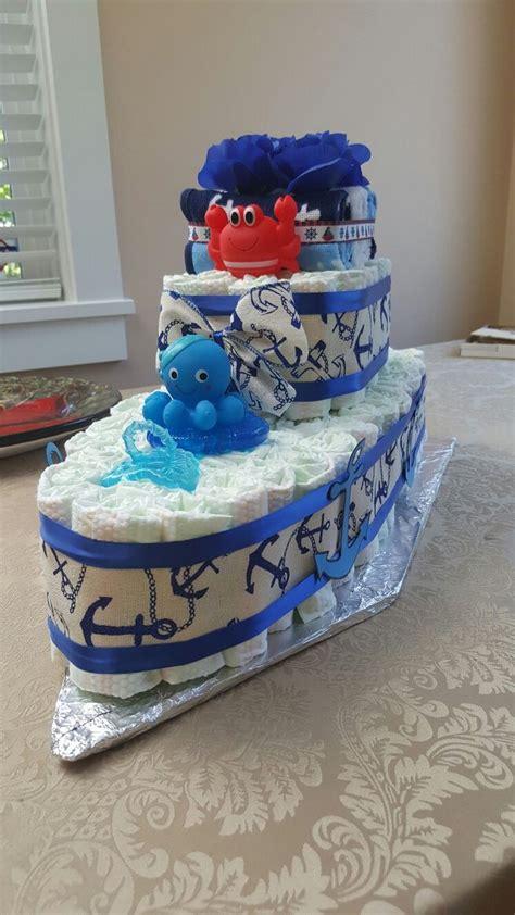 Diy Fishing Boat Diaper Cake by Best 20 Boat Diaper Cake Ideas On Pinterest Diaper