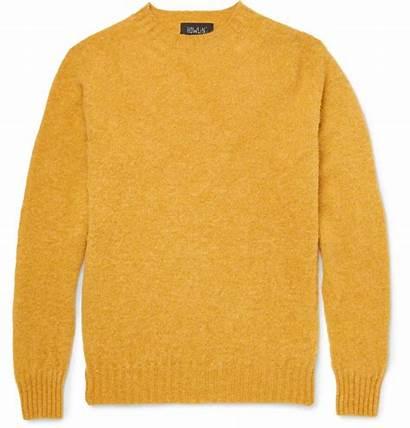 Sweater Yellow Mustard Sweaters Mens Winter Cardigans