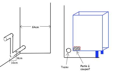 vide sanitaire meuble cuisine comment créer un vide sanitaire pour metod ikea 11