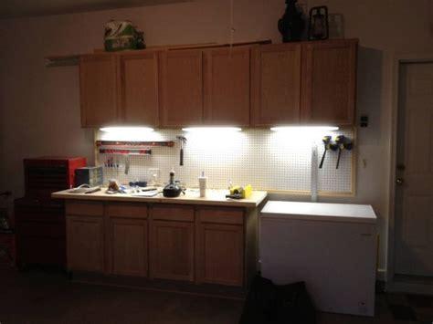 diy under cabinet lighting garage cabinets diy cool diy garage cabinets or