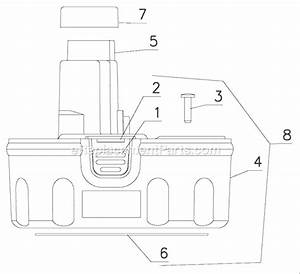 Dewalt Dw9096 Parts List And Diagram