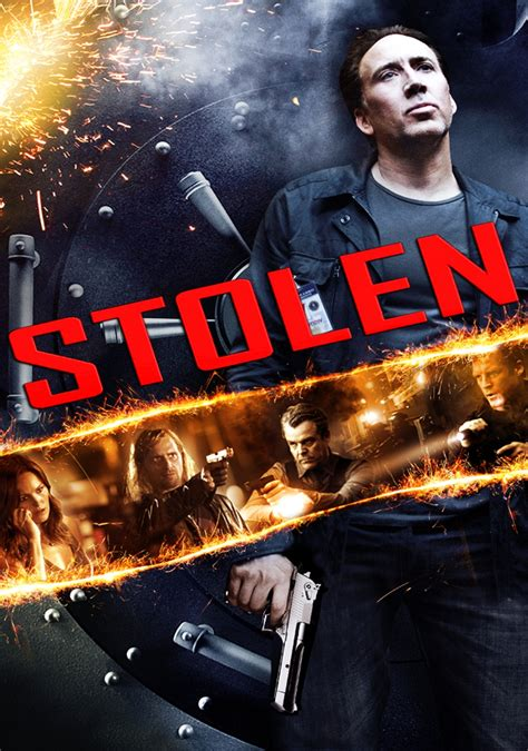 Stolen | Movie fanart | fanart.tv