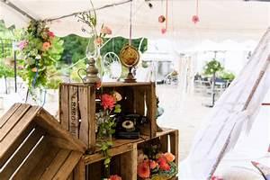 Deco Mariage Vintage : 5 id es pour votre mariage vintage d coration de mariage ~ Farleysfitness.com Idées de Décoration