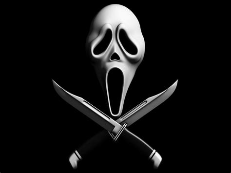 Ghostface Wallpapers Wallpaper Cave