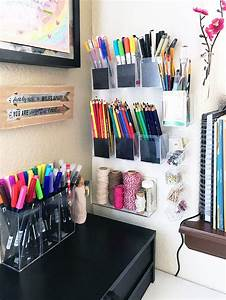 Small, Space, Craft, Room, Storage, Ideas