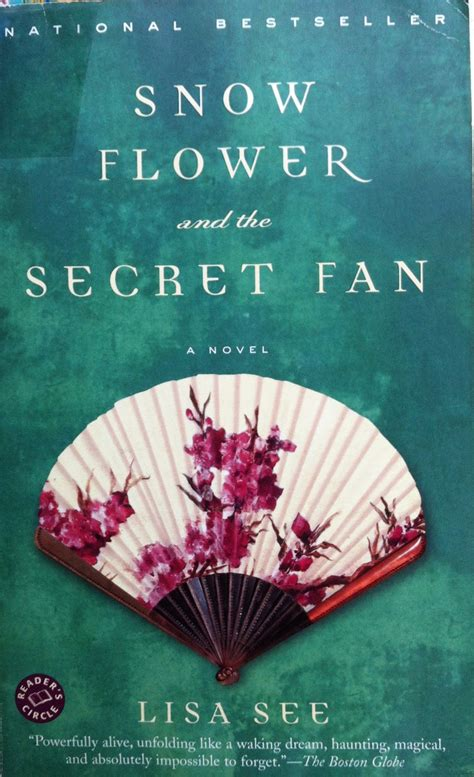 snow flower and the secret fan sparknotes a few of my favorite books book 42 snow flower and