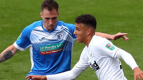 Carabao round-up: Harrogate through, Norwich out ...