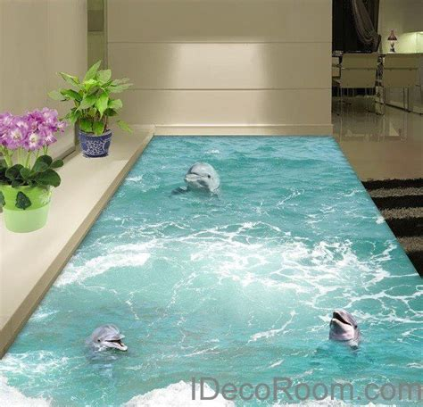 17 Best images about 3D Floor Decals Wall Murals on