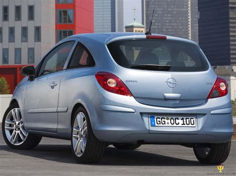 opel corsa 2006 2006 opel corsa d pictures information and specs auto database