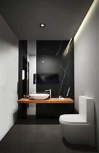 le marbre noir en deco interieure 9 idees pour utiliser With salle de bain design avec girafe décoration intérieure