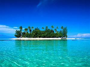 Tropical Beach Water Wallpaper Wide | I HD Images