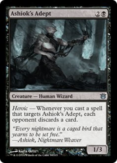 Ashiok Nightmare Weaver Deck Modern by Ashiok Planeswalkers Magic The Gathering