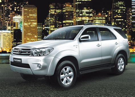 Review Toyota Fortuner by 2010 Toyota Fortuner Review Prices Specs