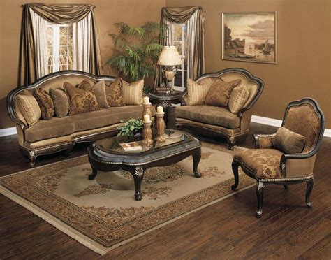 Traditional Sofa Design Bringing Classical Vibe In Living