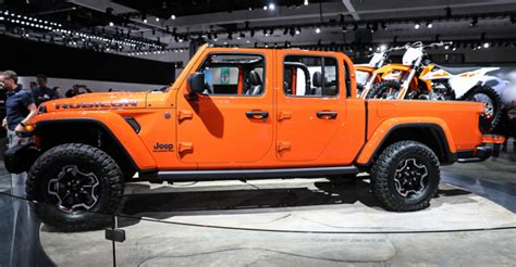 Jeep Jt 2020 by What We Saw And Learned About The Jeep Gladiator At Its