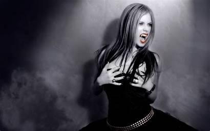 Vampire Avril Wallpapers Female Lavigne Vampires Background