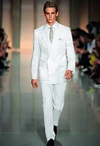 Costume Homme Mariage Blanc : le costume blanc ~ Farleysfitness.com Idées de Décoration