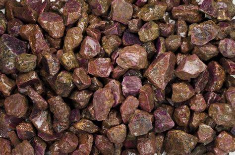 corundum ruby quot aaa quot grade stones from india fantasia