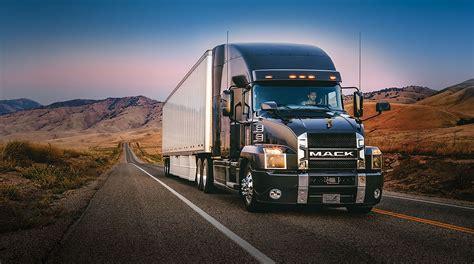 pitt ohio tests  mack anthem natural gas trucks