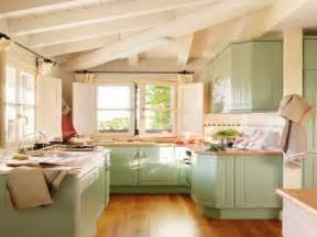 kitchen color ideas pictures pics photos photo 07 painted kitchen cabinet ideas