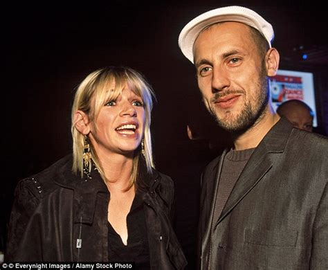 Married Zoe Ball is pictured kissing 22-year-old at ...