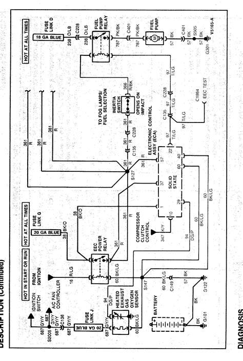 eec relay wire mustangforumscom
