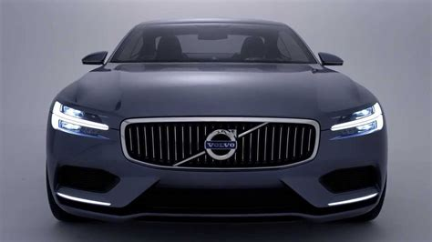 Volvo Car : Volvo Concept Coupé -- Volvo's Luxury Car Of The Future