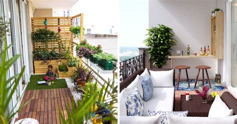 Balkon Gestalten Ideen by 60 Small Balcony Designs That Will Add To Your