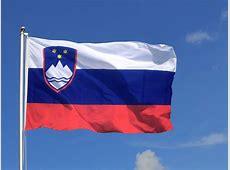 Große Slowenien Flagge, slowenische Fahne 150x250 cm