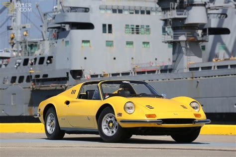 Thanks for watching our ferrari. Classic 1973 Ferrari 246 GTS Dino for Sale - Dyler