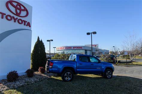 Toyota Stafford by Sheehy Toyota Of Stafford Stafford Virginia Va