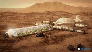 NASA/Orion mission/The martian Inspired Mars Base ...