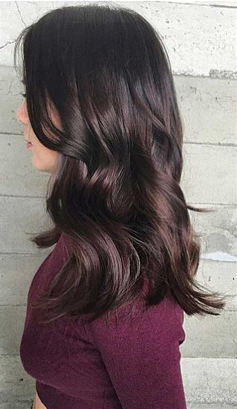 Hair Color On Black Hair by 25 Hair Color Ideas Hairstyles And Haircuts