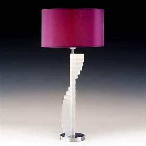 Glas Lampenschirme Für Tischleuchten : designer tischleuchte shamen laprodi lampenschirme leuchten ~ Bigdaddyawards.com Haus und Dekorationen
