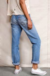 Women Levi 501 Vintage Jeans