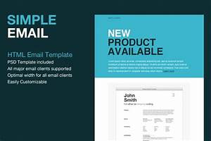 Simple Html Email Template