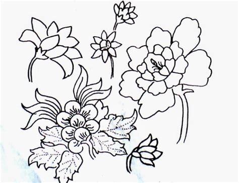 ragam hias flora fauna jenis beserta gambar