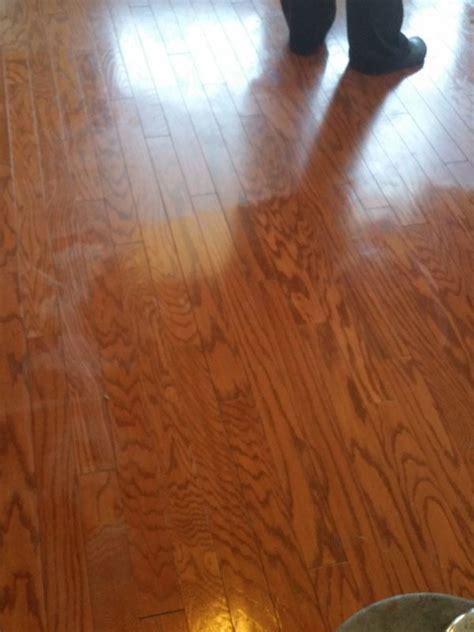 Wood Floor Cleaning in Frisco, TX   TruRenew Clean
