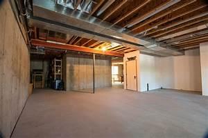 Highcraft-builders-unfinished-basement
