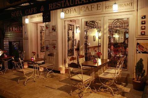 Sofa For Restaurant by Sofa Cafe Amp Restaurant Istanbul Restoran Yorumları
