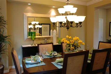Contemporary Dining Room Light Fixture