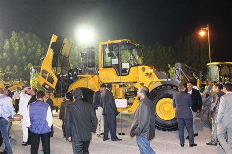famco launches operations  bahrain machinery vehicles