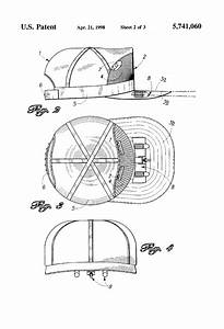 Patent Us5741060 - Baseball Cap Light