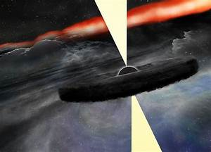 VLA Reveals New Object Near Supermassive Black Hole - SpaceRef