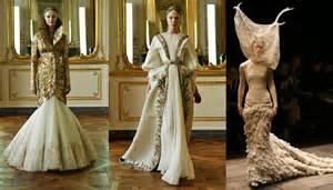 mcqueen wedding dress mcqueen angela woolsey