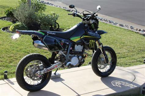 2006 Suzuki Drz400sm by 2006 Suzuki Dr Z 400 Sm Moto Zombdrive
