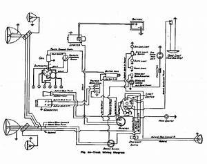 1951 Ford Fuel Sending Unit Wiring
